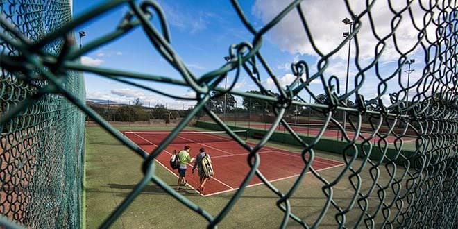 Juegos Parainclusivos Las Matas Pista Tenis