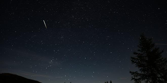 estrellas fugaces perseidas