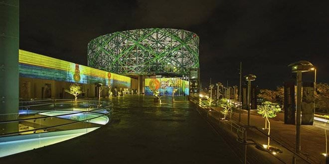 Gran Museo del Mundo Maya Mérida México
