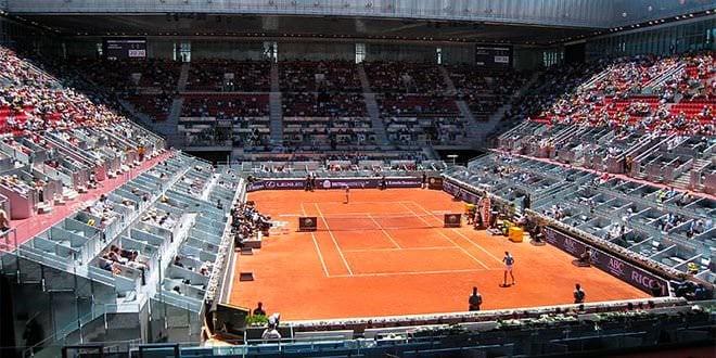 Caja Mágica Copa Davis Madrid
