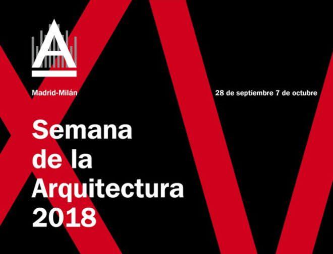 cartel semana de la arquitectura
