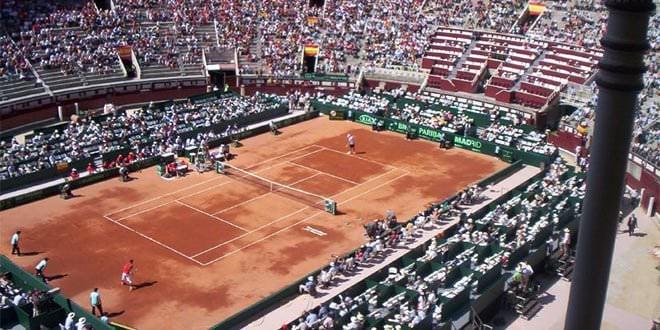 Copa Davis 19/20 Madrid