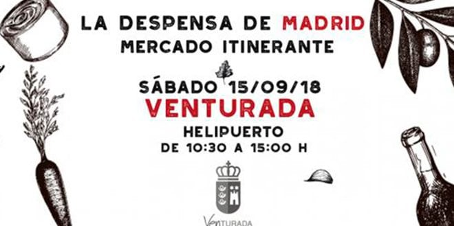 Feria Sierra Norte 2018 Despensa de Madrid