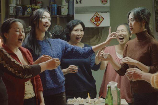 festival cine de autor chino en Madrid