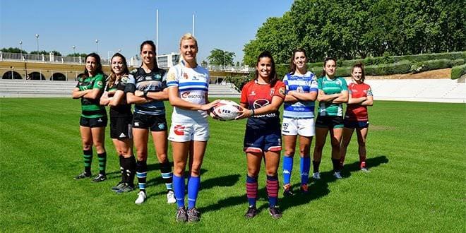 Liga Iberdrola Rugby Femenino