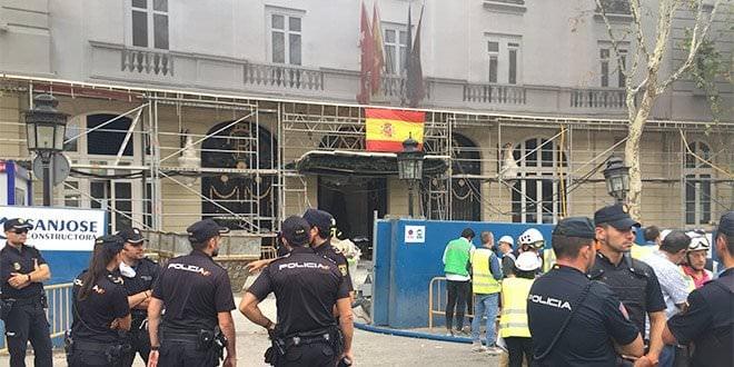 Hotel Ritz Edificio Policía Nacional