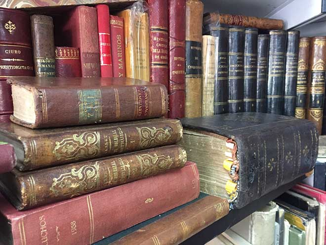 feria libro antiguo otoño recoletos