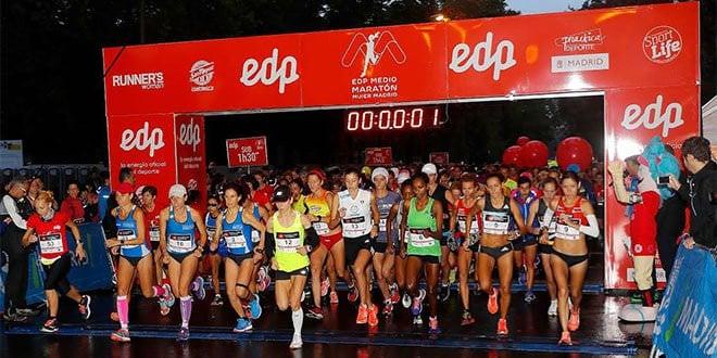 III Medio Maratón de la Mujer Carrera