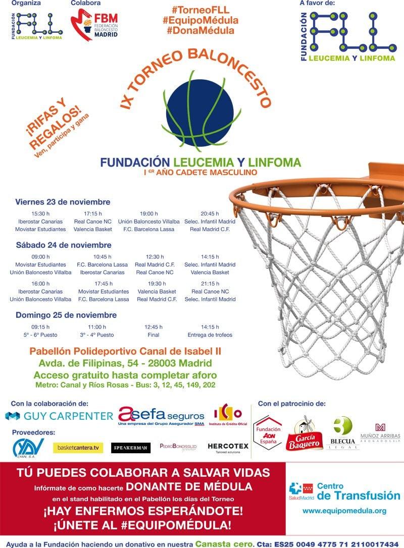 Cartel Torneo FLL