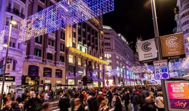 Luces de navidad 2018 Eugenio rigo