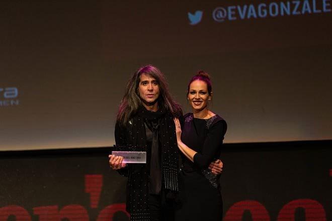 Mario Vaquerizo y Eva González