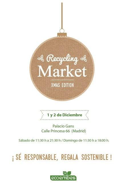 mercado navideño ecoembes