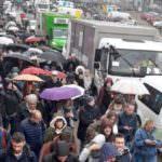 Una falsa alarma antiterrorista crea el caos en Atocha
