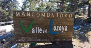 cartel valle lozoya