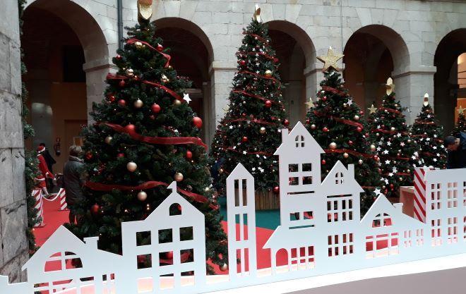 bosque deseos planes navidad