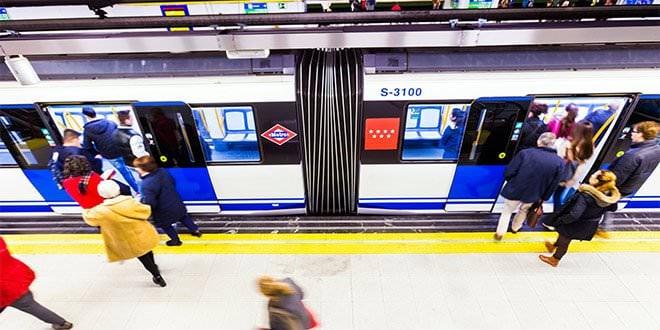 Centenario Metro Madrid Concurso