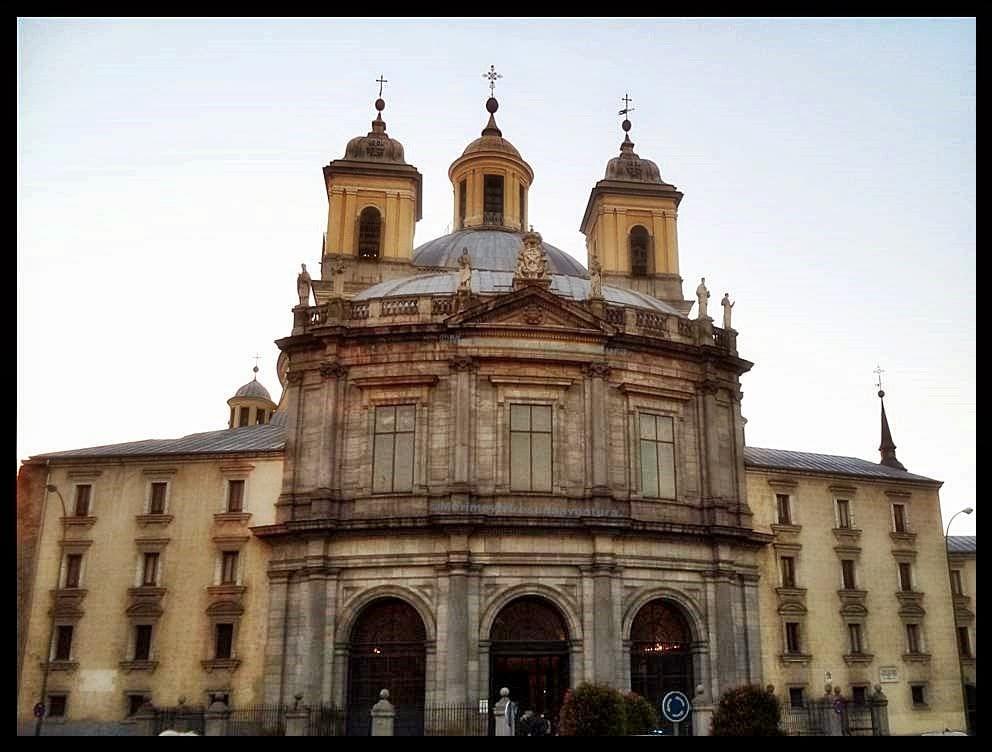 san francisco el grande basílica