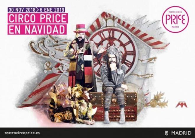 teatro circo navidad