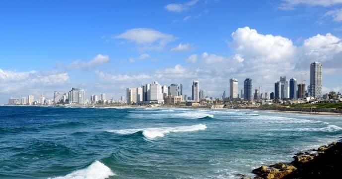 ciudades 2019 Tel aviv israel eurovisión 2019