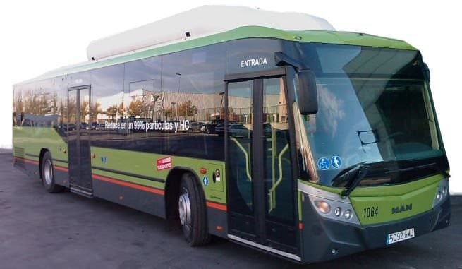 autobus el escorial