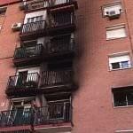 Un incendio en Entrevías deja tres muertos y 16 heridos leves