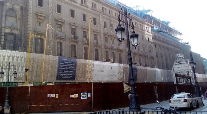 edificio canalejas obras