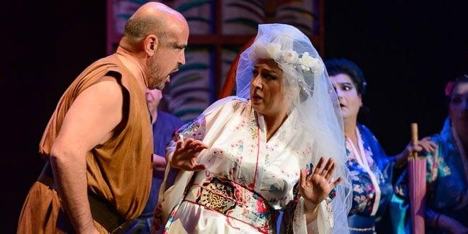 Madama butterfly ópera geisha japonesa