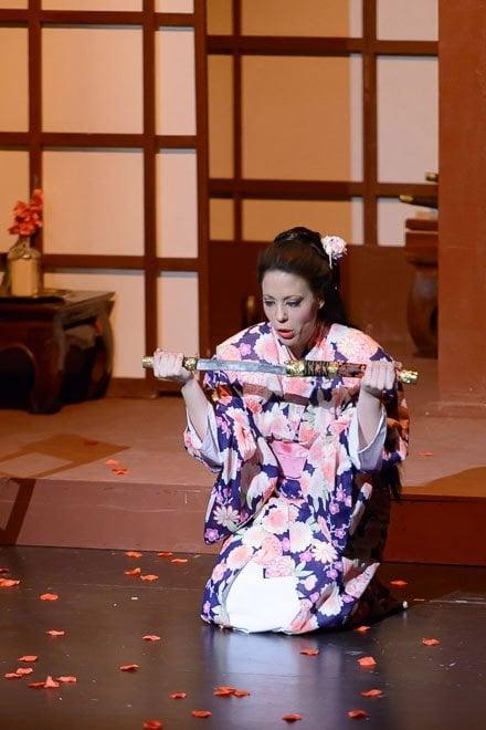 Madama butterfly opera harakiri