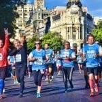 Metro celebra la Carrera Centenario