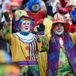 El Carnaval disfraza el barrio de Prosperidad