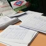 10.132 firmas para la ampliación de la línea 11 de Metro