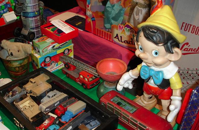 mercado de juguete ferias