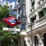 Siete ascensores para la estación de Metro de Bilbao