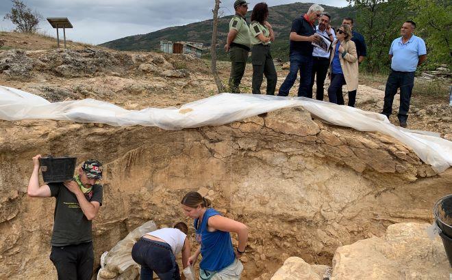 valle neandertales centro interpretación pinilla valle