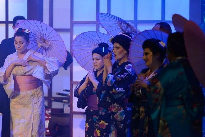 Madama butterfly ópera recorre Madrid
