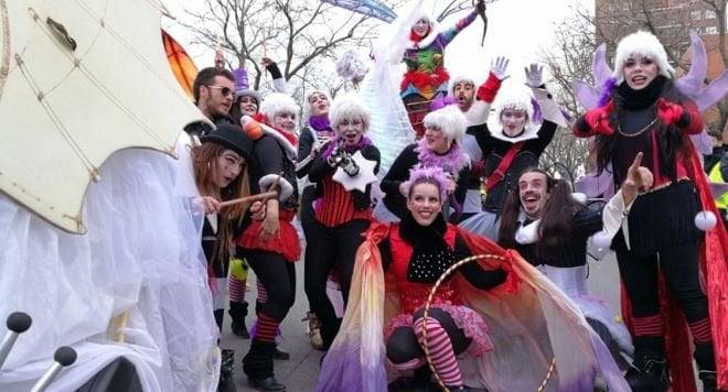 Carnaval charangas y chirigotas madrid 2019
