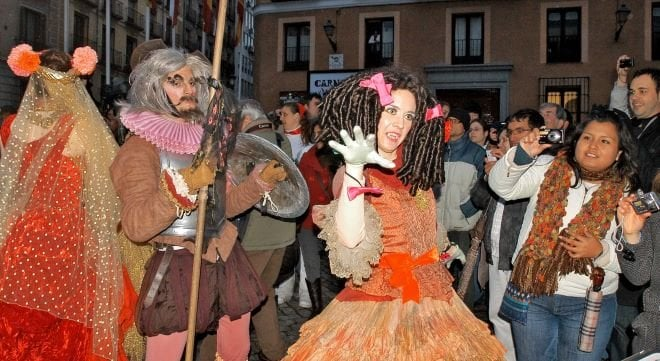 carnaval disfraces madrid