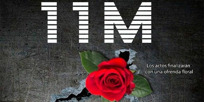 XV Aniversario 11M Asociación 11M Afectados del Terrorismo