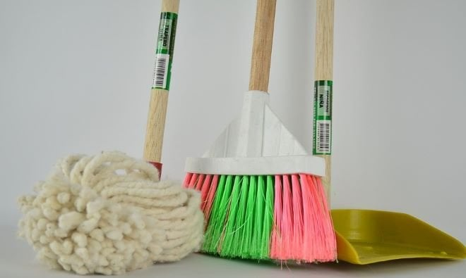 la empresa de limpieza comunidad de madrid
