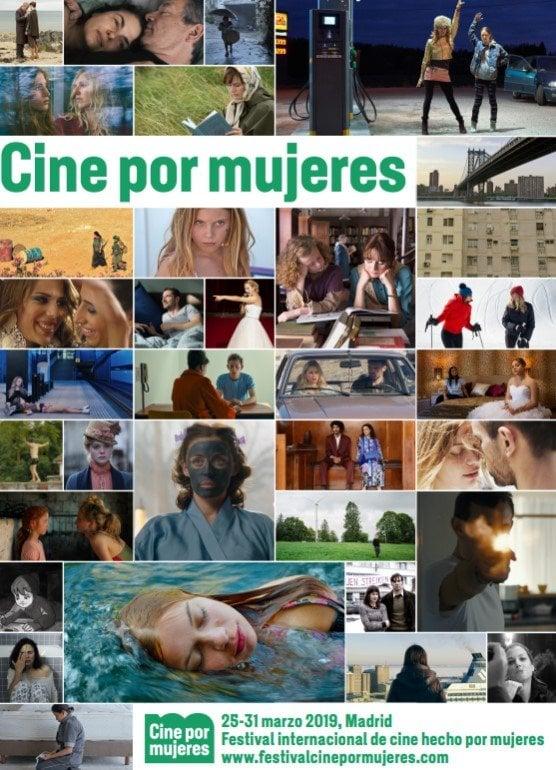 festival cine por mujeres cartel