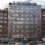 Los vecinos de Arganzuela ya acceden directamente a su hospital