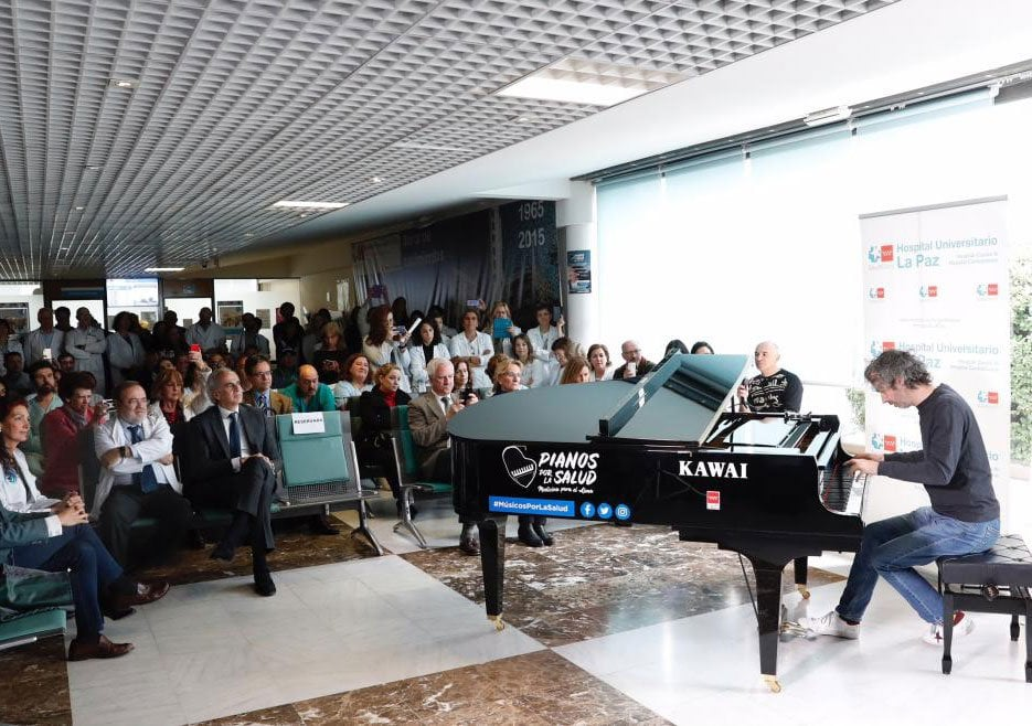 Microconciertos con piano