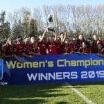 Las Leonas, siete veces reinas del rugby europeo