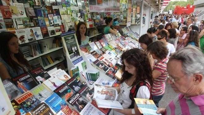 Feria libro moratalaz 2019