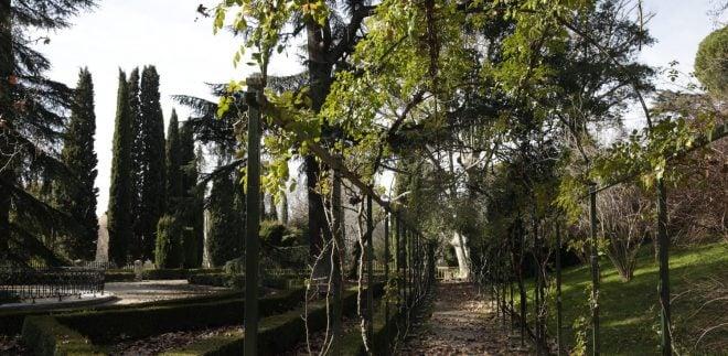 Parque El Capricho alameda osuna