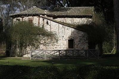 Ermita del parque del Capricho madrid
