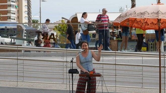 Gracia Texidor concierto