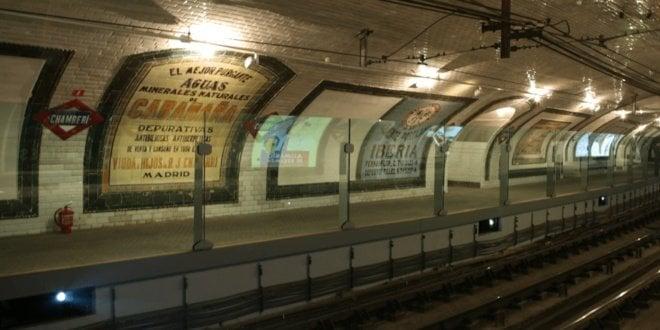 Museo metro chamberí