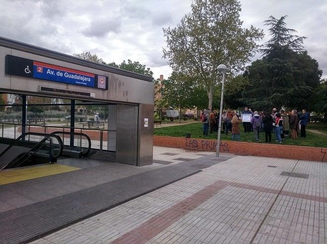 parada metro guadalajara