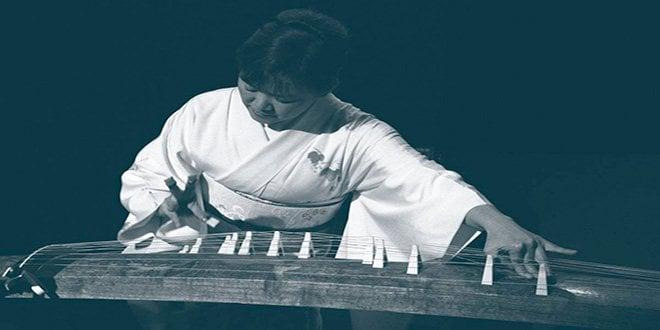 Espectáculo japonés del festival de artes de Alcalá